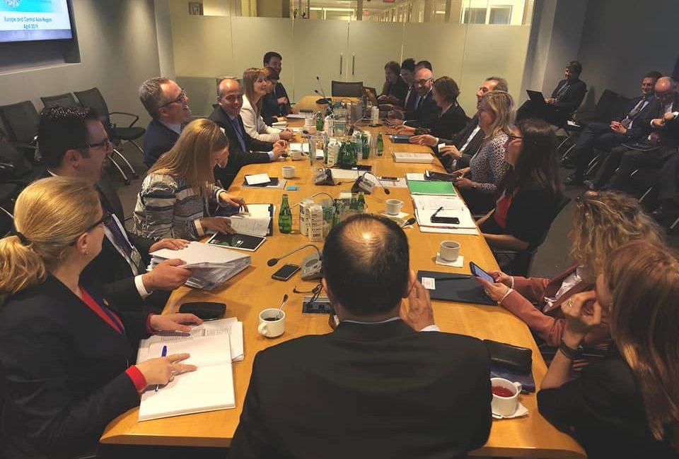 Тевдовски: СБ одобри 420 милиони долари за проекти, кои ќе овозможат праведен раст