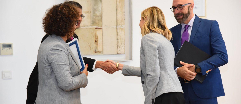 Средба Ангеловска - Мантованели: Светска банка продолжува да биде наш верен пријател на патот кон иновации и промени
