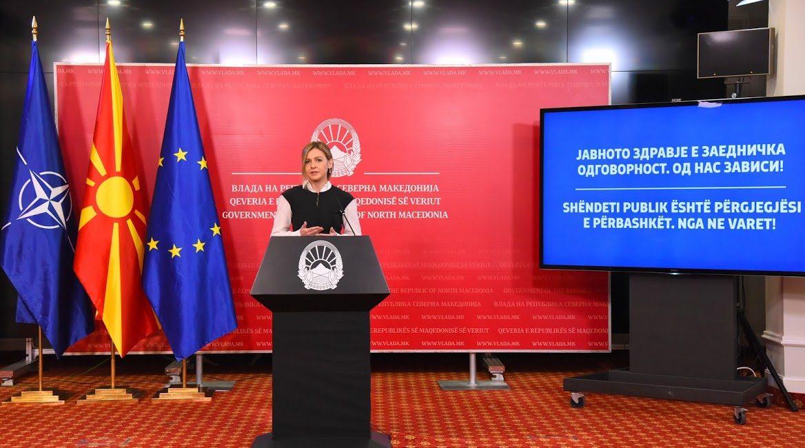 Ангеловска: Ќе има нов пакет економски мерки, приоритет е обезбедување  средства веднаш