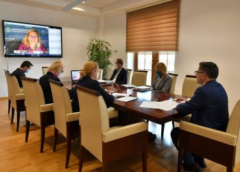Бесими: Подобрување на системот за управување со финансиите, еден од приоритетите во рамки на соработката со СБ