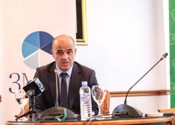 Заменик-министерот Ковачевски на јавна дискусија со невладиниот сектор за новиот Закон за буџети