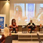 Бесими на конференција на УНДП: Со владините мерки се обезбеди стабилен извор на финансирање на ЕЛС