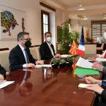 Бесими - Бомгартнер: Интензивирање на соработката со Франција
