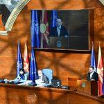 Собранието го усвои Буџетот за 2021 - првиот среднорочен буџет